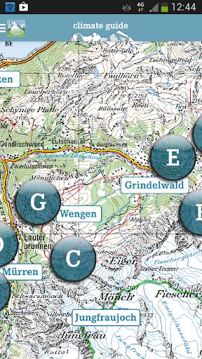 Jungfrau Climate Guide