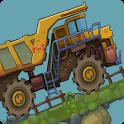 Crazy Truck icon