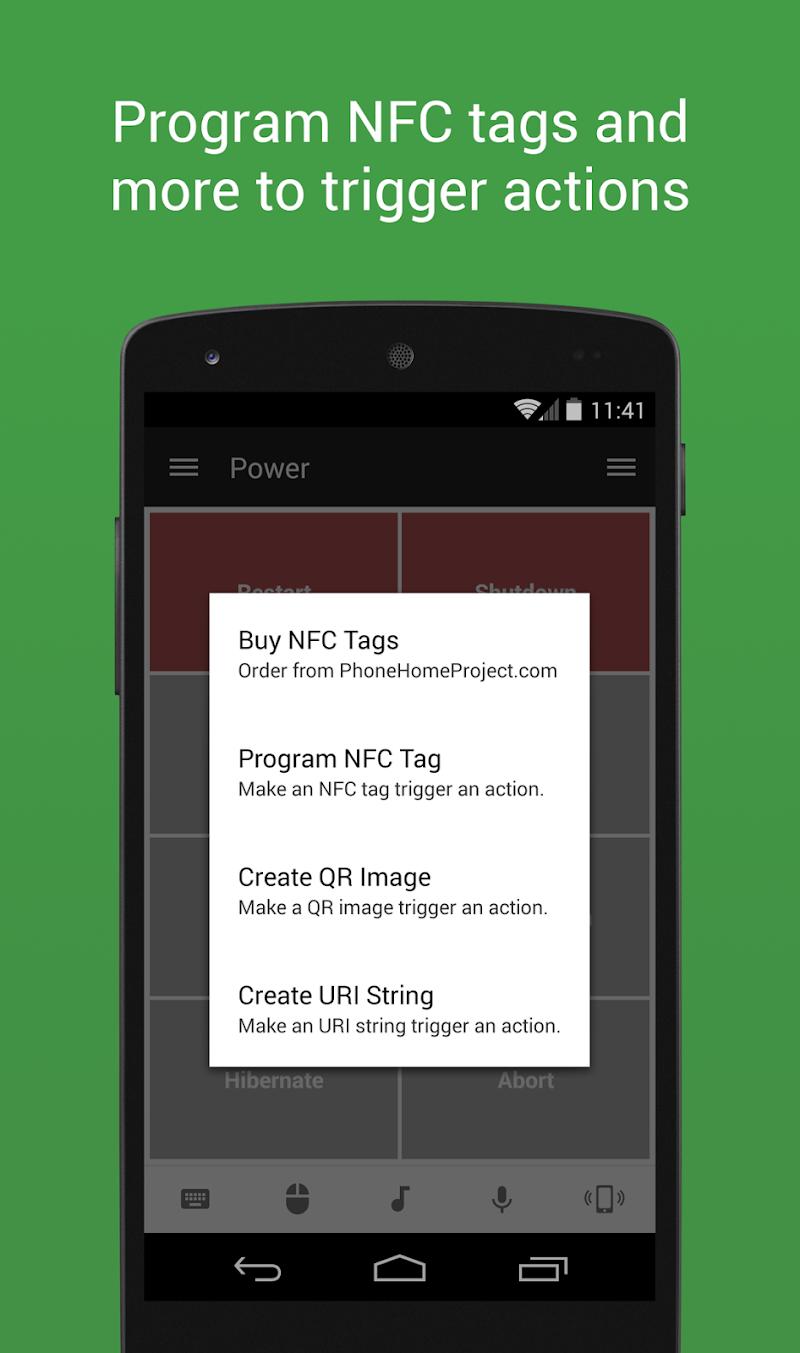 Unified Remote Full Screenshot 7