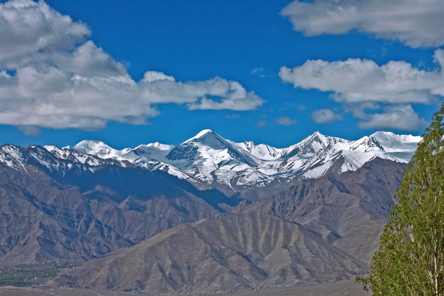 by Pradip Sharan - Landscapes Mountains & Hills
