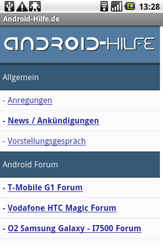 Android-Hilfe.de (Old) - screenshot