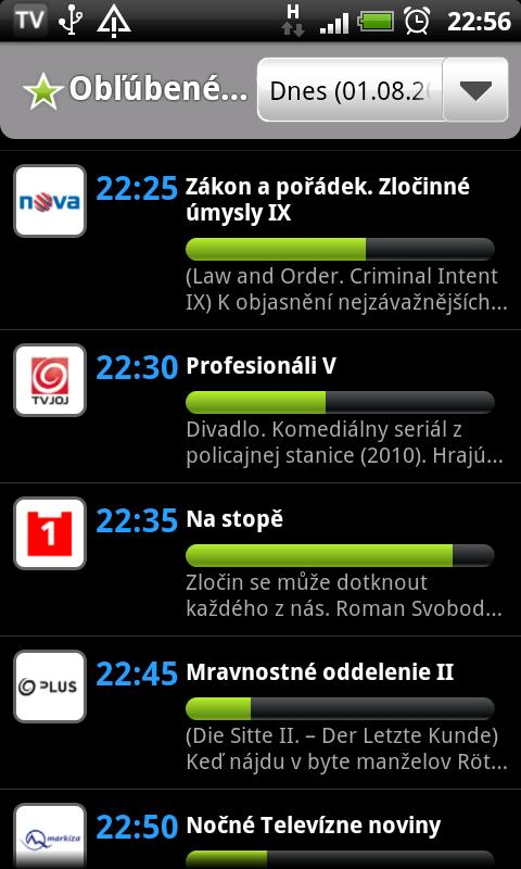 TV Guide TIVIKO - EU - screenshot