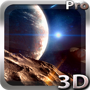 Planetscape 3D Live Wallpaper