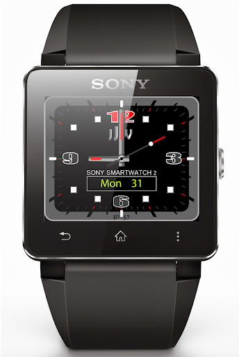 JJW Tech Watchface 1 SW2