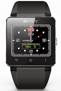 JJW Tech Watchface 1 SW2- screenshot thumbnail