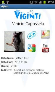 Concerti e Sagre - screenshot thumbnail