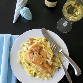 Champagne Chicken.