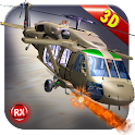 Helicopter Gunship Air Battle icon