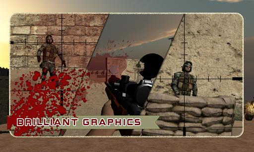 陆军基地狙击手3D