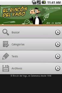 El Rincón del Vago- screenshot thumbnail