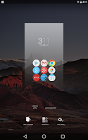 Screenshot of Blur - A Launcher Replacement