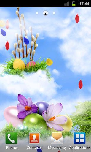 Easter Live Wallpaper HD