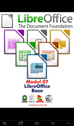 07 LibreOffice Base