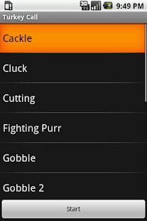 Turkey Calls- screenshot thumbnail