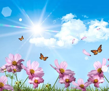 Beautiful flower android apps on google play beautiful flower screenshot thumbnail voltagebd Image collections