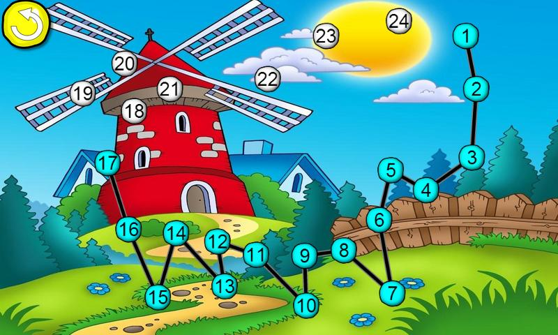 Connect the Dots Ultimate HD- screenshot