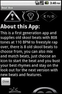 BeatBox screenshot 1