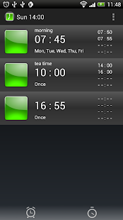 Alarm Clock Tokiko Free No Ads - screenshot thumbnail