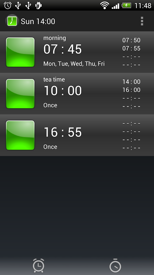 Alarm Clock Tokiko Free No Ads - screenshot