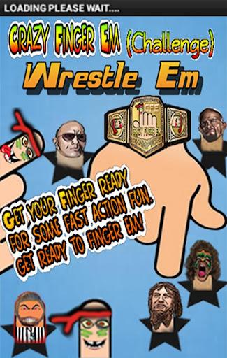 Wrestle Em CFE Challenge