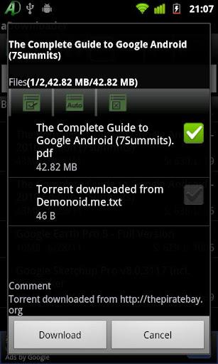 aDownloader v1.0.7