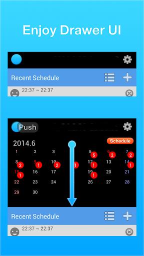 RS Schedule Memo Planner