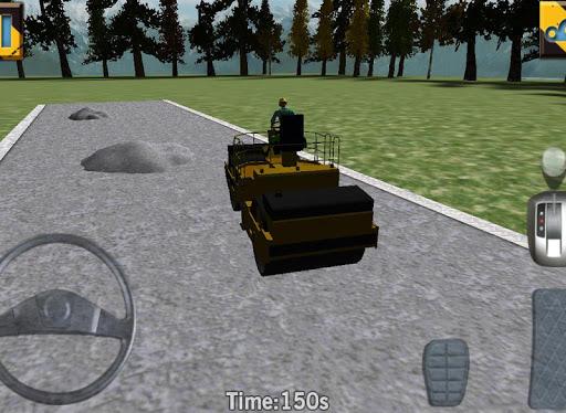 玩免費模擬APP|下載Road Roller Compactor Parking app不用錢|硬是要APP