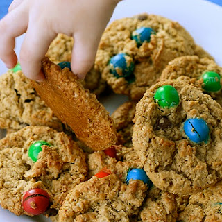 Kitchen Sink Cookies.