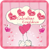 Valentine Wallpaper Countdown