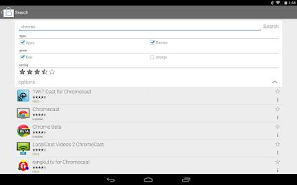 Cast Store for Chromecast Apps Screenshot 29