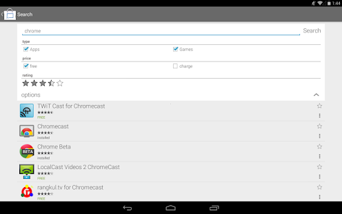 Cast Store for Chromecast Apps Screenshot 29
