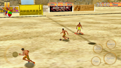 Play Beach Football 2015 Game