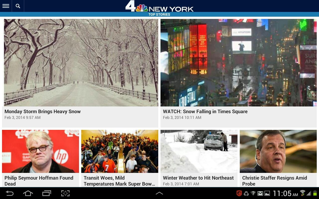 NBC New York - screenshot