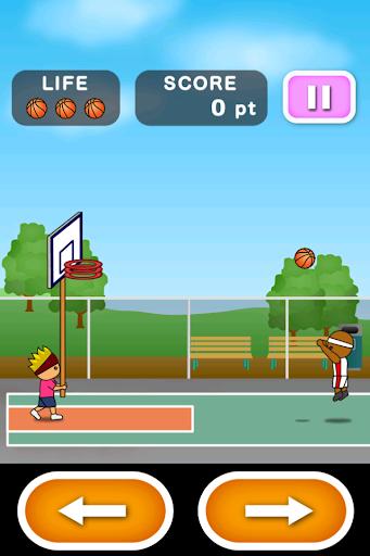 Basket Goal of Tony