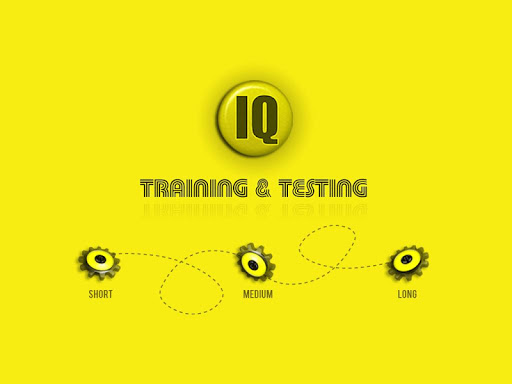 IQ Training Testing