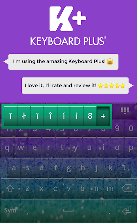 Glitter Keyboard Theme 2.0 screenshot 2012848