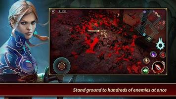 Screenshot of Lightbringers: Saviors of Raia