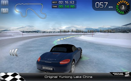 Sports Car Challenge Screenshot 1