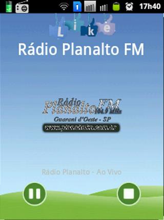 Rádio Planalto FM