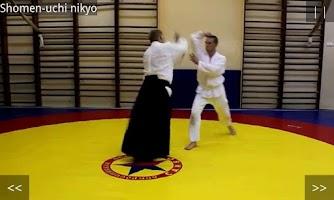 Screenshot of Aikido Test 4 kyu