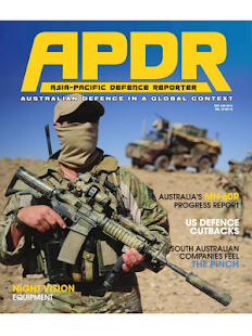 Asia Pacific Defence Reporter- screenshot thumbnail