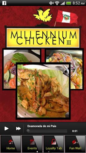 Millennium Chicken