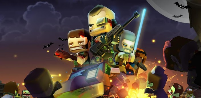 Call of Mini: Brawlers v1.1 (Mod) Apk Mediafire