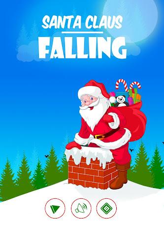 Santa Claus - Falling