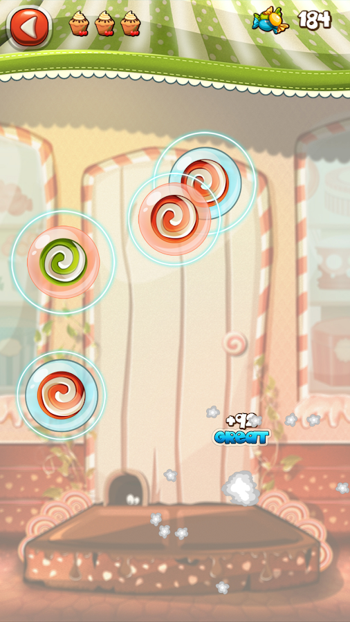Crazy Candies- screenshot