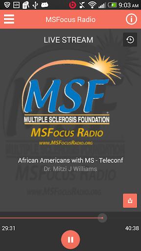 MSFocus Radio