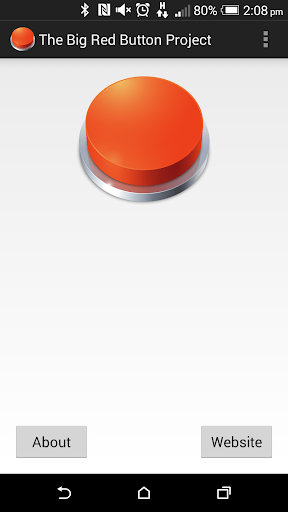 The Big Red Button Project