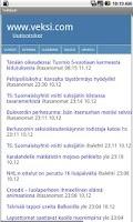 Screenshot of Telkku
