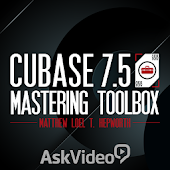 Mastering Toolbox For Cubase