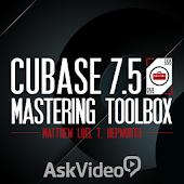 Cubase 7.5 Mastering Toolbox